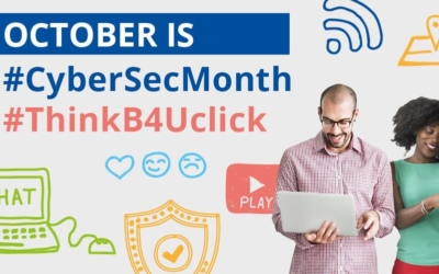 October is European Cyber Security Month