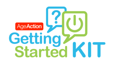 MLI members collaborate on 'Getting Started Kit' for older people.